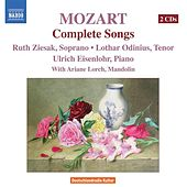 MOZART, W.A.: Songs (Complete) by Various Artists