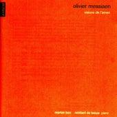 Olivier Messiaen : Visions de l'Amen by Maarten Bon