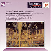 Handel: Water Music and Music for the Royal Fireworks by Various Artists