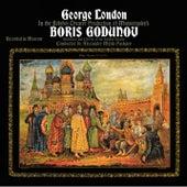 Mussorgsky: Boris Godunov by George London