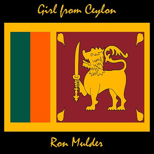 Girl from Ceylon by Ron Mulder
