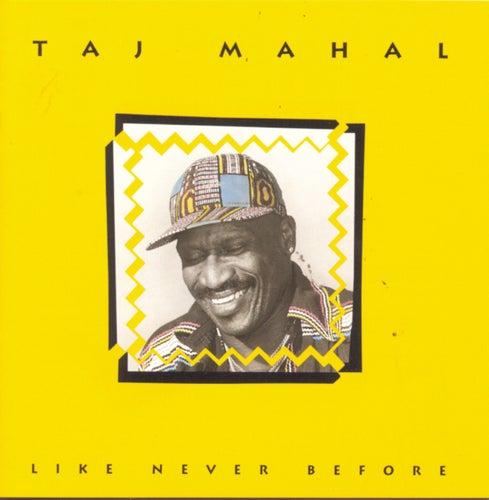 Like Never Before by Taj Mahal