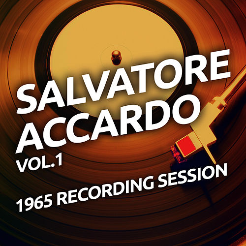 Salvatore Accardo - 1965 Recording Session by Salvatore Accardo