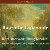 Rapsodie Espagnole by Various Artists