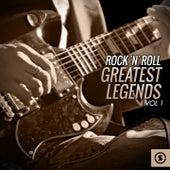 Rock 'N' Roll Greatest Legends, Vol. 1 di Various Artists
