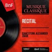 Récital (Mono Version) von Isaac Stern