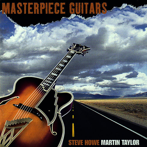 Masterpiece Guitars by Martin Taylor