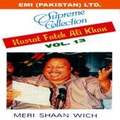 Supreme Collection Vol-13 by Nusrat Fateh Ali Khan