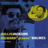 Live on stage (The Definitive Black & Blue Sessions) de Richard Groove Holmes