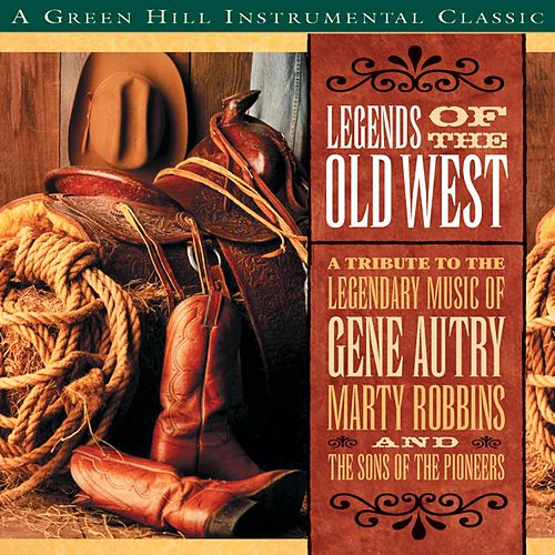 Legends Of The Old West by Craig Duncan