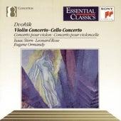 Dvorák: Cello Concerto; Violin Concerto by Various Artists