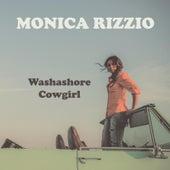 Washashore Cowgirl von Monica Rizzio
