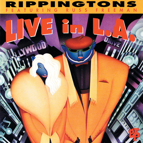 Live In L.A. by The Rippingtons