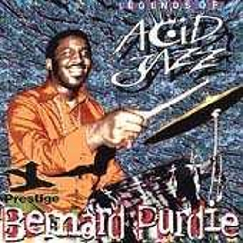 Legends Of Acid Jazz by Bernard 'Pretty' Purdie
