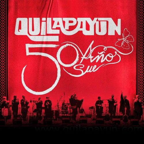 Quilapayun 50 Años by Quilapayun