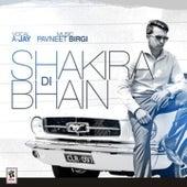 Shakira Di Bhain by A-JAY