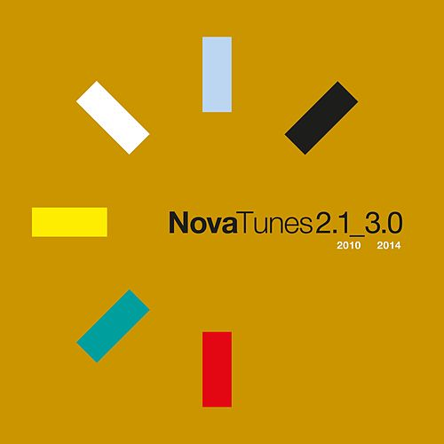 Coffret Nova Tunes 2.1 - 3.0 (2010 - 2014) de Various Artists
