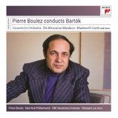 Pierre Boulez Conducts Bartók de Pierre Boulez