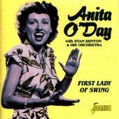 First Lady of Swing von Anita O'Day