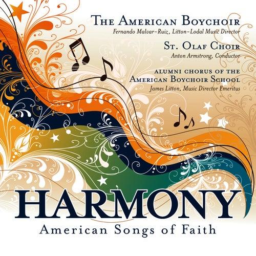 Harmony: American Songs Of Faith by American Boychoir