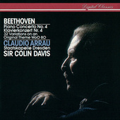 Beethoven: Piano Concerto No. 4; 32 Variations On An Original Theme von Claudio Arrau