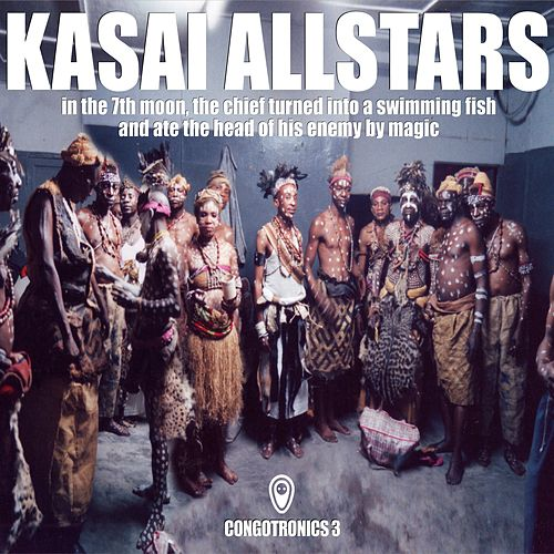 In The 7th Moon, The Chief Turned Into A Swimming Fish And Ate The Head Of His Enemy By Magic by Kasai Allstars