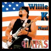 Willie K - Live at Hapa's by Willie K