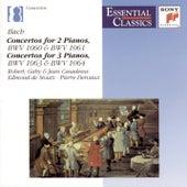 Essential Classics IX Bach: Concertos for 2 & 3 Pianos by Robert Casadesus, Gaby Casadesus, Jean Casadesus, Philadelphia Orchestra, Eugene Ormandy