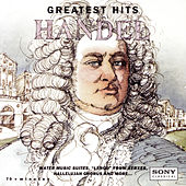 Handel: Greatest Hits de English Chamber Orchestra, Raymond Leppard, New York Philharmonic, Igor Kipnis, E. Power Biggs