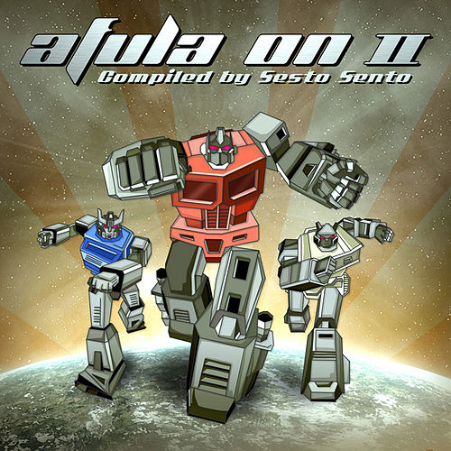 Afula On Vol.2 - Compiled by Sesto Sento by Various Artists