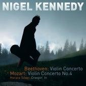 Beethoven & Mozart: Violin Concertos by Nigel Kennedy