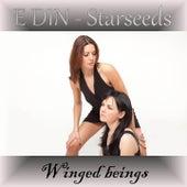 Winged Beings (Starseeds) von Edin
