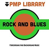 Rock and Blues (Foreground and Background Music) di Various Artists