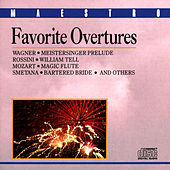Favorite Overtures de Various Artists