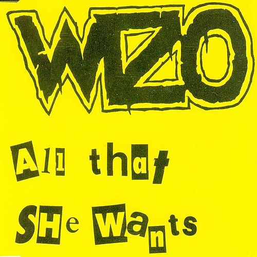 All that she wants by Wizo