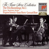 The Isaac Stern Collection: The Istomin/Stern/Rose Trio Recordings de Eugene Istomin