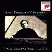 Prokofiev: Piano Sonatas Nos. 1, 4, 6 von Yefim Bronfman