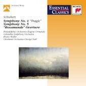Schubert: Symphonies Nos. 4 & 5 by Various Artists