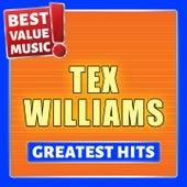 Tex Williams - Greatest Hits (Best Value Music) de Tex Williams