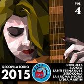 Recopilatorio Gaser Discos 2015, Vol. 4 von Various Artists