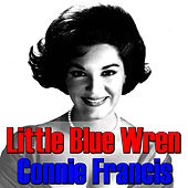 Little Blue Wren by Connie Francis