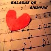 Baladas de Siempre von Various Artists