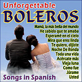 Unforgettable Boleros in Spanish by Various Artists