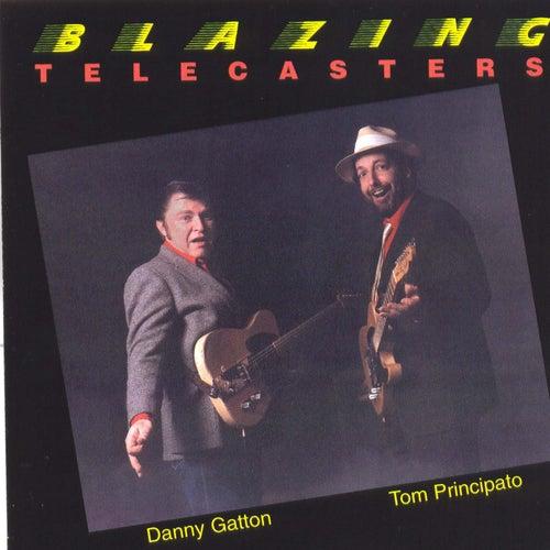 Blazing Telecasters by Tom Principato