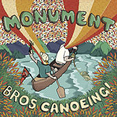 Bros Caneoing by Monument