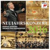 Neujahrskonzert 2016 / New Year's Concert 2016 von Wiener Philharmoniker