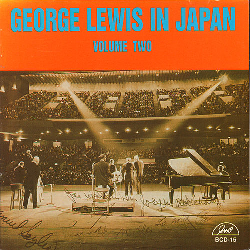 George Lewis in Japan, Vol. 2 by George Lewis