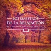Los Maestros de la Relajación, Vol. 3 (Debussy, Satie, Bach, Mozart, Chaikovski y Beethoven) by Various Artists