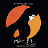 Symphonies Nos. 1 - 10 & Kindertotenlieder- Jubilee Edition - 150th Anniversary of the Wiener Philharmoniker by Various Artists