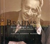 Rubinstein Collection, Vol. 34: Brahms: Concerto No.1 in D Minor, Capriccio, Intermezzo, Rhapsody de Arthur Rubinstein